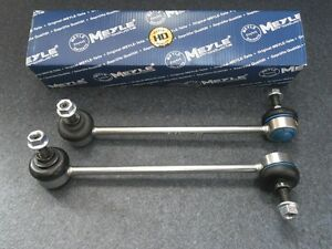 Meyle HD 2x Drop Links For BMW E39 Stabilizer Front 5er Saloon Touring