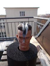 Hot Toys - Terminator 2 / T1000 / 1/6 scale Head Kopf  / T2 split head