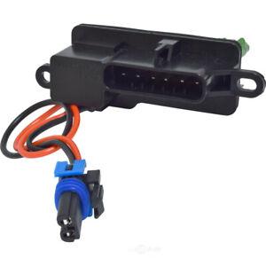 hvac blower motor resistor-blower resistor uac sw 11252c   ebay on 95  chevy tahoe