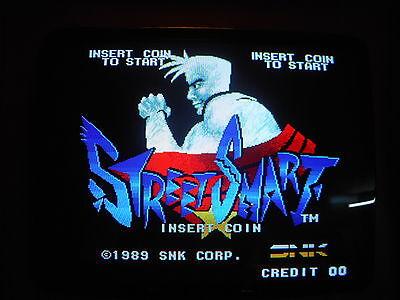 """ Street Smart "" Jamma Arcade Pcb Game"