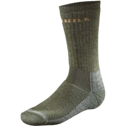 Short Green Harkila Pro Hunter Socks