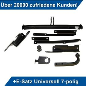 Fuer-Mitsubishi-Colt-Z30-5-Tuer-05-13-Anhaengerkupplung-starr-ES-7p-uni-Kpl-AHK