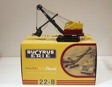 Bucyrus Erie 22B Cable Shovel - 1/50 - EMD #T001 - Metal Tracks