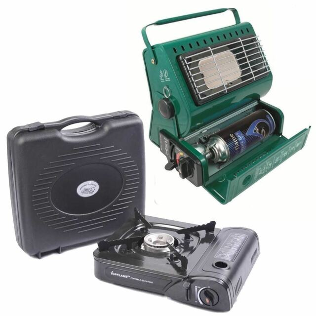 Summit 2kW Portable Gas Heater