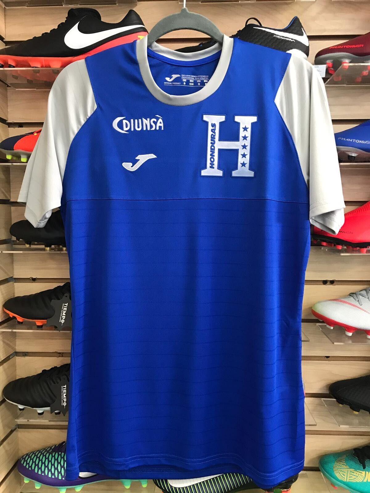 Honduras 2019 Joma Training Soccer Jersey Size Larve Honduras 2019 size Grande