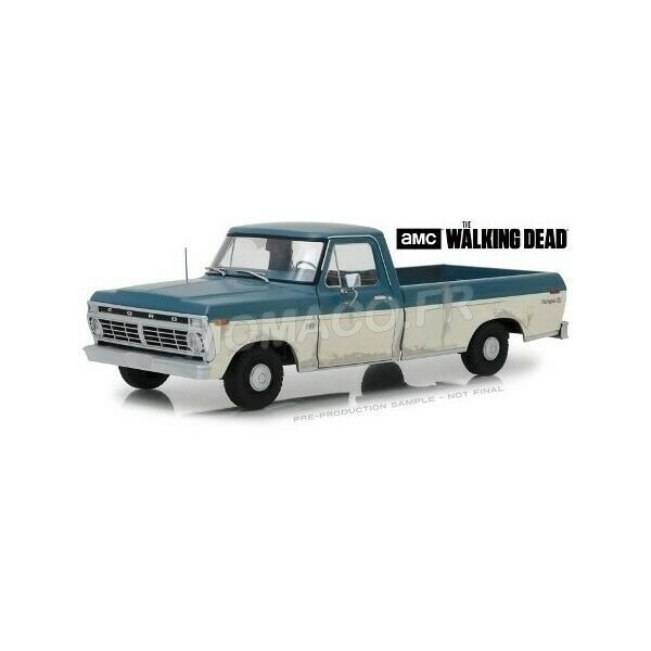 verdeLIGHT 12956 - FORD F-100 1973 THE WALKING DEAD 2010-2017 1 18