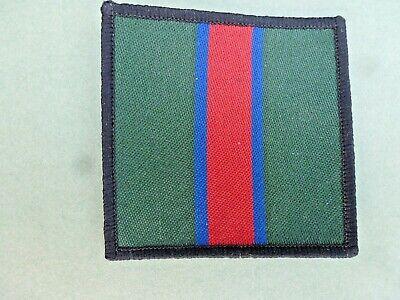 Kings Regiment tactical recognition flash
