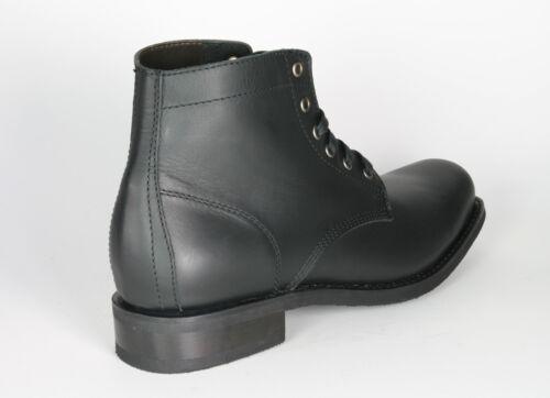 13303 Sendra da Up Lace motociclista negro Boots forte di Stivali rrdZq7Ow