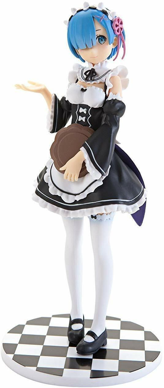 SEGA Re  Zero Starting Life in Another World REM Premium Figure Anime PVC