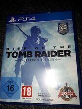 Rise of the Tomb Raider - 20 jähriges Jubiläum - Sony PlayStation 4 - PS4 Spiel