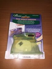 Bird Puffin /& Co Micro Needle Threader for Sewing and Stitching
