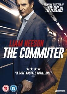 Nuovo-The-Commuter-DVD
