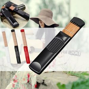 6-Fret-Portable-Size-Pocket-Acoustic-Guitar-Guitar-Beginners-Practice-Tool-KM