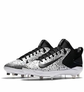 size 40 65126 55cb9 Image is loading Nike-856498-009-White-Black-Max-Air-MIKE-