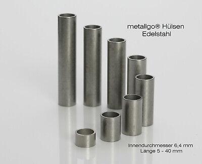 Abstandshalter Abstandshülsen Nylon Distanzstücke Female M3x 18mm Modellbau Neu