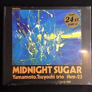 Three-Blind-Mice-Yamamoto-Tsuyoshi-Trio-Midnight-Sugar-24K-Gold-CD-HDCD-TBM23