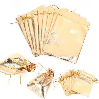10pcs//lot 7*9cm Velvet Bag Drawstring Pouch Jewelry Packing Wedding Gift BagsSP