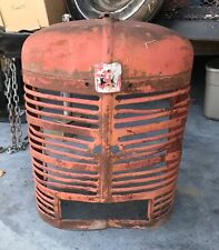 Vintage Farmall M International Harvester Ih Tractor Grille Nose Cone Original