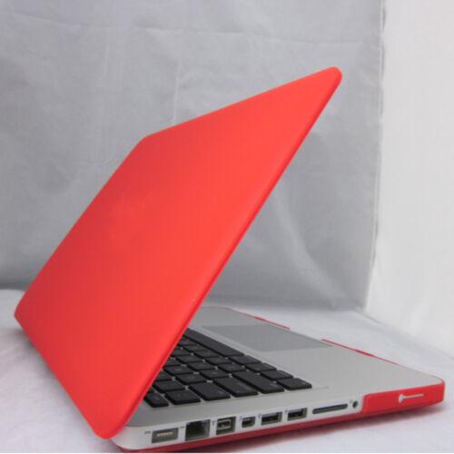 "Silk Leather// Glitter Bling Matte Case for MacBook 12/"" Air Pro 11/"" 13/"" 15/"" 2016"