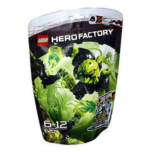 LEGO Hero Factory - 6201 - Toxic reapa - NEUF