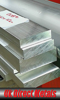 Aluminium metric flat bar wider range new & offcuts stock with free cutting*