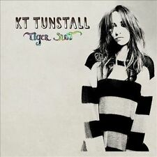 KT Tunstall Tiger Suit [Digipak CD] (Brand New & Factory Sealed)