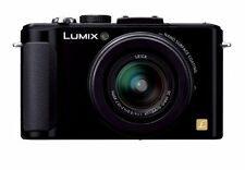 Panasonic LUMIX DMC-LX7 10.1MP Digital Camera - Black
