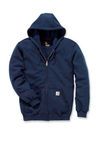 Carhartt K122 Midweight Hooded Zip Front Sweatshirt