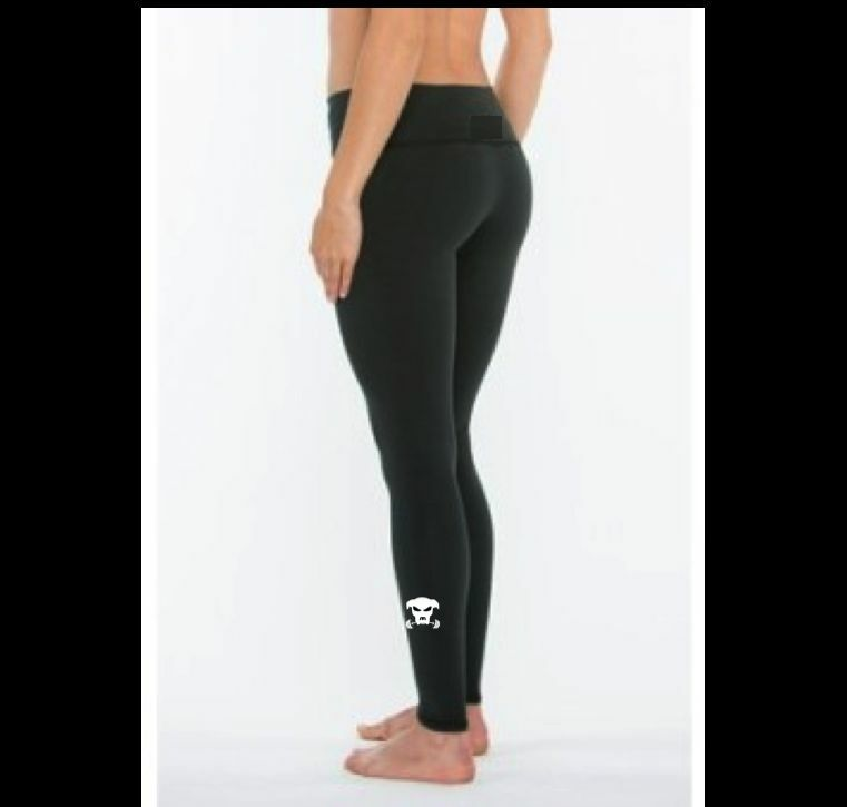 Women's Punisher Strength Lifting and Athletic Yoga Pants