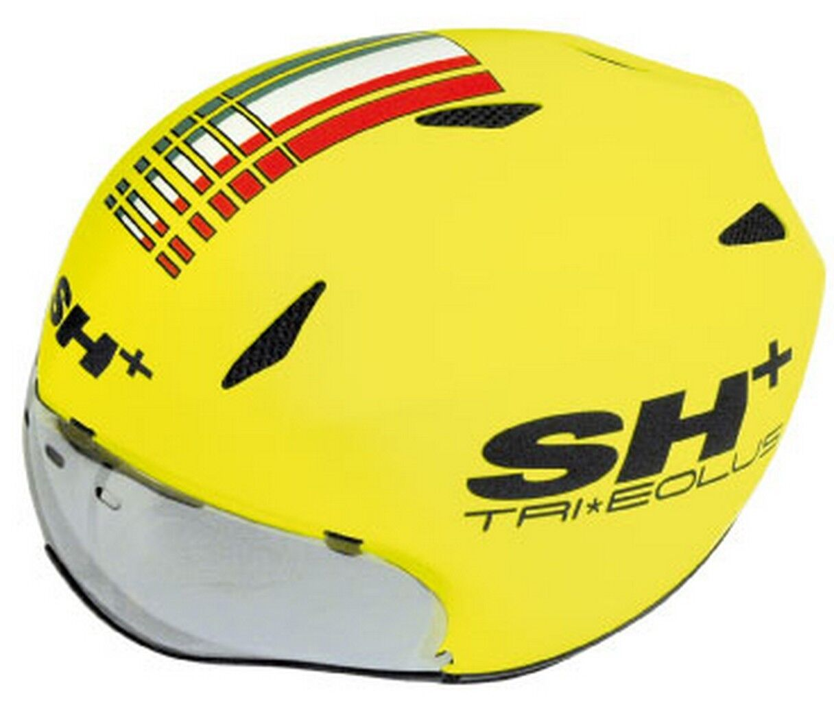 SH+ (ShPlus) Tri Eolus Triathlon Cycling Helmet (was   360) - Fluo Yellow  find your favorite here