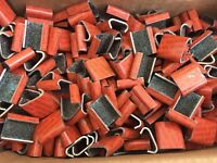 Box Of 500 Signode 50 Dys 1/2 Snap-on Strapping Seal Microgrip 000465