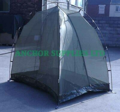 British Army UK Ferrino 2 Person Mosquito Net with Built In Ground Sheet still30