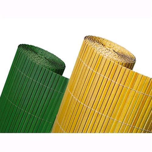 Tenda Arella In Plastica Pvc colore verde Dimensione 150X300Cm Conf 4Pz