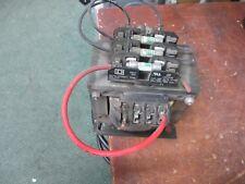 Square Dcontrol Transformer 9070tf750d1 075kva Pri 240480v Sec120v Used