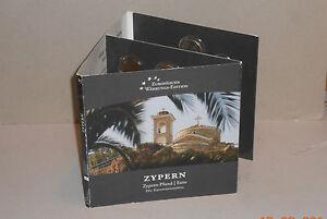 Europaeische-Waehrungs-Edition-Zypern-KPS-Euro-2008-KPS-Zypern-Pfund