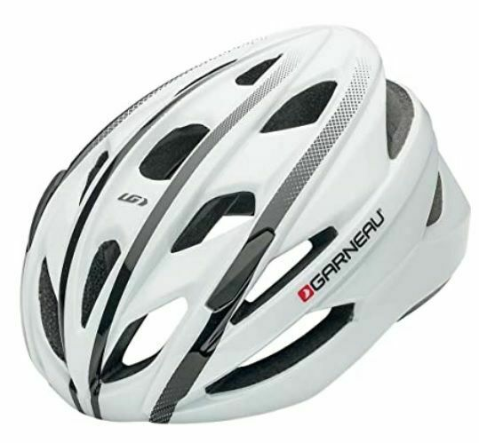 Louis Garneau Heros RTR MIPS Cycling Helmet White Small 52-56cm