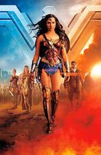 """Wonder Woman - 2017 - Movie - Poster - 11"""" x 17"""" ( T13) - B2G1F"""