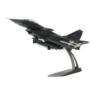 Chinese-Plane-Aircraft-J-10-Firebird-1-72-Scale-Diecast-Metal-Model-amp-Stand