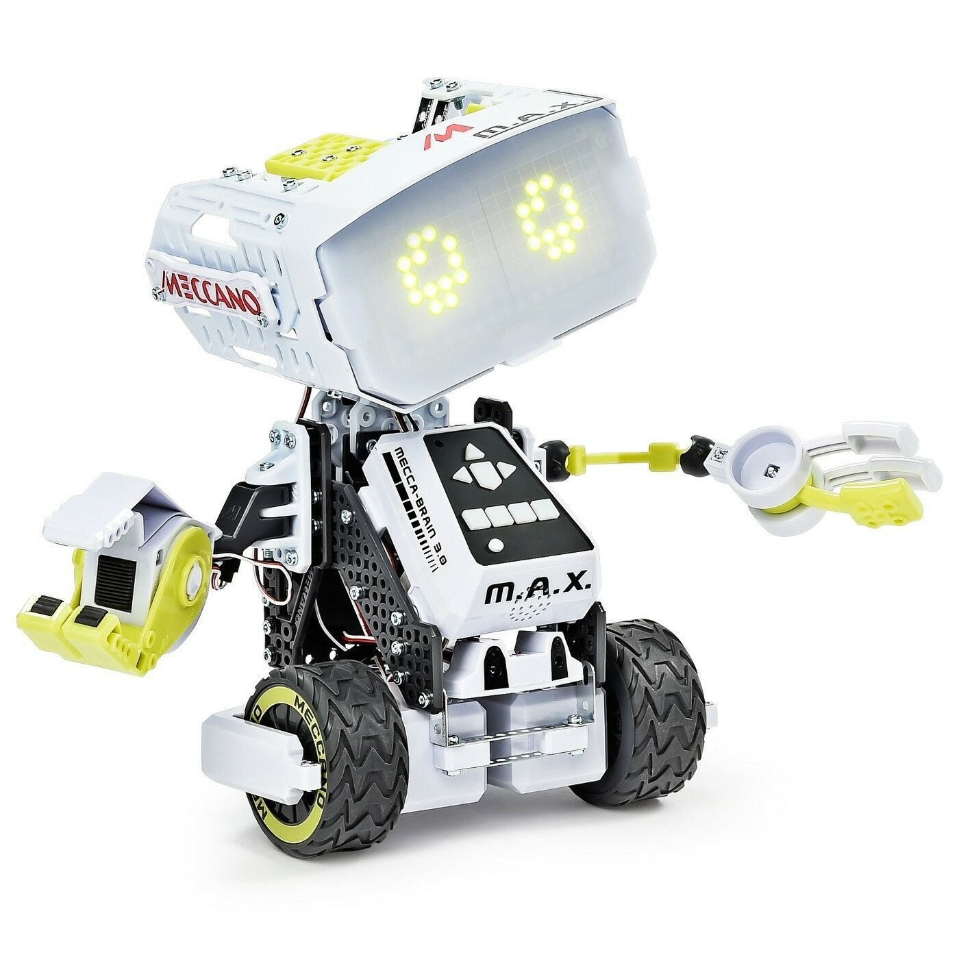 *NEW* Meccano M.A.X Robotic Interactive Toy with Artificial Intelligence  17401