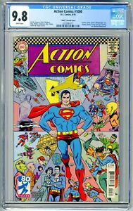 Action-Comics-1000-CGC-9-8-NM-1960-039-s-Variant-by-Mke-Allred