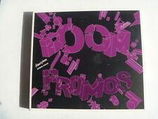 BOOM PROMOS   ATMOSPHERE DIGIPAK RARE LIBRARY MUSIC SOUNDS CD