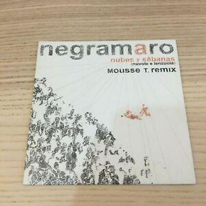 Negramaro-Nubes-Y-Sabanas-CD-Single-PROMO-2006-Sugar-INS119-RARO