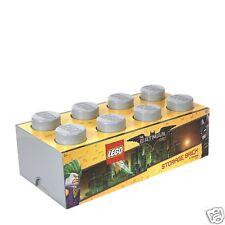 LEGO - Storage Brick - 8 Knob - Grey
