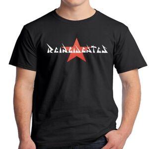 Camiseta-hombre-REINCIDENTES-men-t-shirt-rock-punk-urbano-nacional