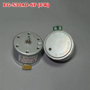 Mabuchi EG-500YD-2B DC 12 V CCW Enregistreur Audio moteur Tape Deck Cabestan Motor
