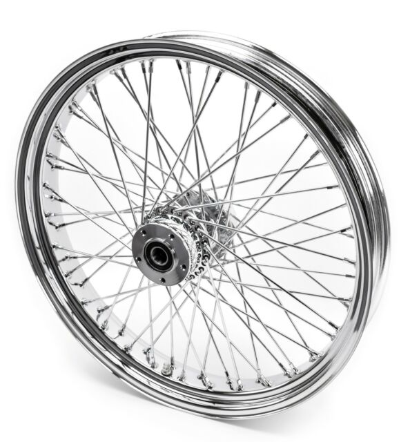 Ultima 23 X 3 50 60 Spoke Front Wheel 2000 Up Harley Chopper Bobber