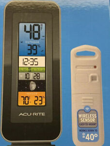 Wireless-Weather-Station-with-Temperature-and-Humidity-by-Acurite-NEW-SEALED