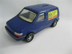 Details about PUBLISHER'S CLEARING HOUSE PRIZE PATROL BLUE VAN - 1996 -  PIGGY BANK - FREE SHIP