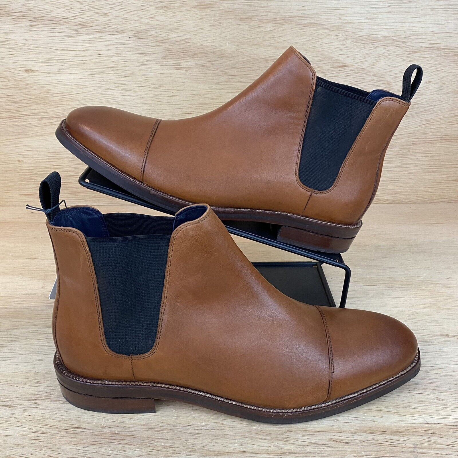 Cole Haan Wagner Grand Chelsea Boot Mens [Sz 10] Brown Style C28637