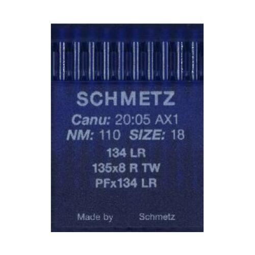 Schmetz Leder-Nadeln 110//134 LR//10 Nadeln für Leder Garne  #3745 dicke Stoffe
